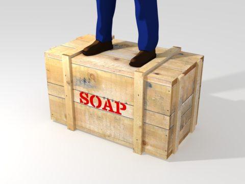 'Innovation in PPI' Soapbox